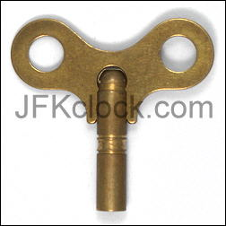 Schatz Clock Key