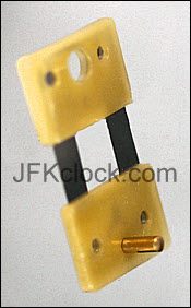 Small plastic Jauch spring